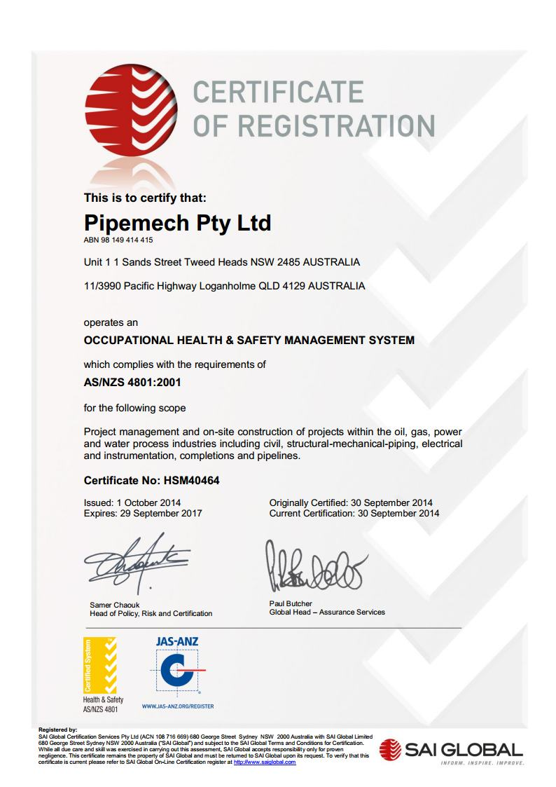 Nzs 48012001 certificate no hsm40464 occupational health asnzs 48012001 certificate no hsm40464 occupational health safety management system cert 1betcityfo Image collections